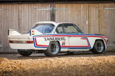 1969 BMW 2800 - Ex-Alpina Works, Multiple Championship Winning 1969 BMW 2800CS upgraded in 1974 to Alpina 3.0 CSL Group 2 | Classic Driver Market