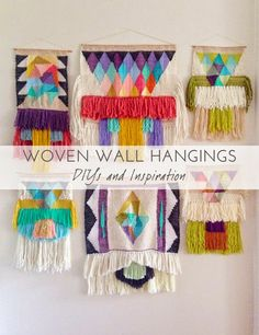 Must Have: Woven Wall Hangings