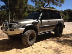 IMG 0790 Nissan Patrol, Rigs, 4x4, Camping, Ideas, Pickup Trucks, Campsite, Wedges, Thoughts