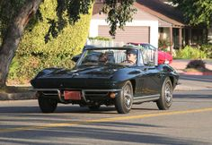 Robert Downey Jr.'s 1965 Corvette Sting Ray Convertible