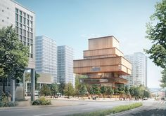 Gallery - Herzog & de Meuron Designs New Vancouver Art Gallery - 1