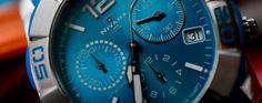 #Nivada #Skymaster #Women #Blue #Chronograph