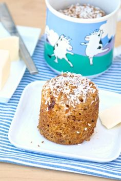Honey Flax 1-Minute Mug Muffin | Fountain Avenue Kitchen @fountainkitchen