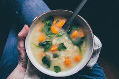 Bulgur soup