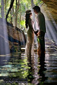 Magic Mexico cenotes