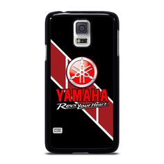 YAMAHA REVS YOUR HEART Samsung Galaxy S5 Case Cover  Vendor: Favocase Type: Samsung Galaxy S5 case Price: 14.90  This premium YAMAHA REVS YOUR HEART Samsung Galaxy S5 Case Cover shall give dashing style to yourSamsung S5 phone. Materials are manufactured from strong hard plastic or silicone rubber cases available in black and white color. Our case makers personalize and manufacture every single case in high resolution printing with good quality sublimation ink that protect the back sides and… Samsung Galaxy S5, Galaxy S8, S7 Case, Silicone Rubber, Yamaha, Printing, Cases, Plastic, S8 Phone