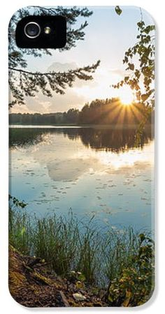 """Sale: """"Sunstar Lake"""" #iPhone and #Galaxy #Cases .All iPhone / Galaxy cases ship out from the production facility within 1 - 2 business days of your order date, and each case comes with a 30-day money-back guarantee."""