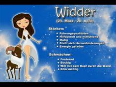 Sternzeichen Widder - Ihr Charakter wird hier treffsicher beschrieben - ...