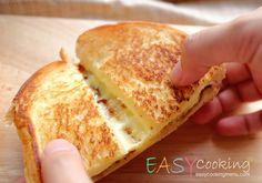 Grilled cheese (กริลชีส แบบง่ายยย)