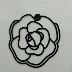 Chanel Camellia Bookmark This is an exclusive creation motivated by Gabrielle Chanel's favorite flower camellia. CHANEL Other