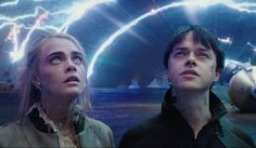 New Valerian Clip Takes You To The City Of A Thousand Planets, Will Totally Blow Your Mind