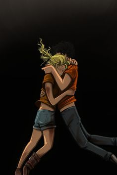 ... on Pinterest | Percy Jackson, Happy Birthday Percy and Camp Jupiter Percy And Annabeth Fall Into Tartarus