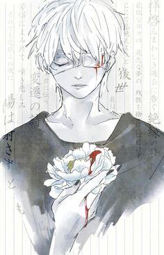 TG | Kaneki Ken #Shiro