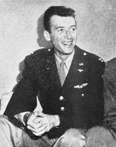 Captain James Stewart, 1943