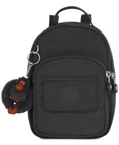 c727f8ff698b Kipling Alber Mini Backpack - Black Mini Backpack