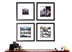 Printstagram-Love this idea for all the photos from vacations.