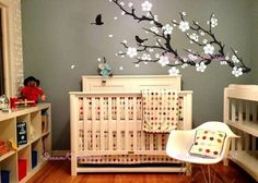 Hey, I found this really awesome Etsy listing at http://www.etsy.com/listing/124087076/wall-decals-cherry-blossom-branch-wall