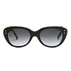 *****NEW OG COLOURS***** Sophia (1958) - Black and Yellow Shell #sophia #olivergoldsmith #sunglasses