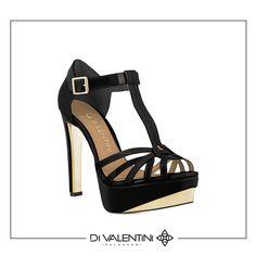 Sandália Di Valentini na loja Loiola . ♥
