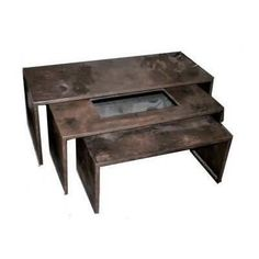 Lazzaro Nesting Tables from Costantini Design