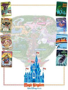 Disney Style, Disney Love, Disney Magic, Disney Diy, Disney Family, Disney Vacations, Disney Trips, Magic Kingdom Rides, Orlando
