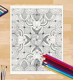Bluishmuse - Coming Together Coloring Page