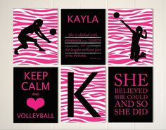 keep calm volleyball girls art volleyball room decor volleyball player girls quote art choose your sports and colors. beautiful ideas. Home Design Ideas