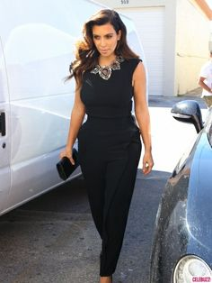 Kim Kardashian's style