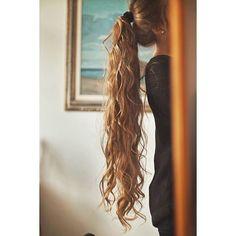 Beautiful Long Hair, Gorgeous Hair, Pretty Hairstyles, Straight Hairstyles, 80s Hairstyles, Updo Hairstyle, Hairstyle Tutorials, Wedding Hairstyles, Curly Hair Styles