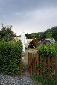 Welkom op onze kampeerplek.