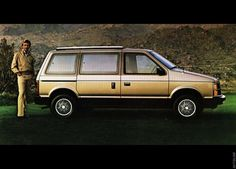 1984 Dodge Caravan 1999-2001 Ours was a standard...loved this van!  Ran like a top, the best gas mileage, one door to load everyone up!Uninsured, careless driver hit me and totaled our van.