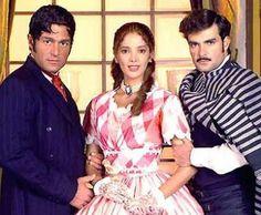 Amor Real 2003 - Manuel, Matilde & Rodolfo