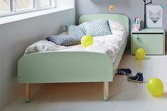 Flexa Play Kinderbed Mintgroen Modern Retro, Kidsroom, Kid Beds, Girls Bedroom, Toddler Bed, Toys, Play, Carp, Furniture