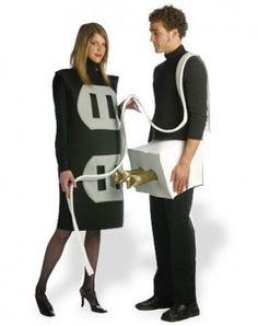 Disfraces originales y fáciles de última hora - Disfraces para parejas