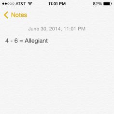 Only a divergent fan will understand. ❤️