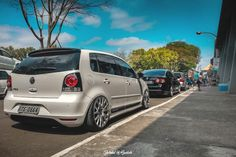 Volkswagen Polo, Vw, Tuner Cars, Custom Wheels, Cool Cars, Culture, Board, Carport Garage, Dreams