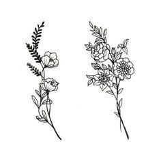 Картинки по запросу минималистичные тату эскизы