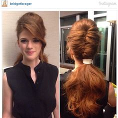 """Proof that the girls of """"Game of Thrones"""" have major hair game in real life"""
