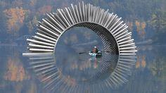 Aeolus Wind Pavilion - Luke Jerram, Artist