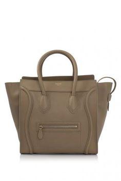 Céline Mini Luggage Shopper ♡