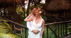 Surrounded by natural beauty! #CostaRica #Destinationwedding