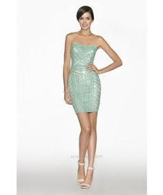 Fierce and fabulous charming cocktail dress  by SCALA