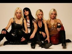 CRUCIFIED BARBARA - The Crucifier (OFFICIAL MUSIC VIDEO) - YouTube