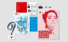 NOSV 2016 identity  bocanegrastudio.com #identity #branding #graphicdesign