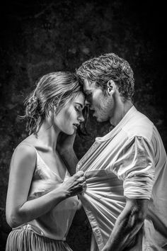 """Lily James + Richard Madden for Kenneth Branagh's onstage adaptation of """"Romeo + Juliet"""" at Garrick Theatre in London"""