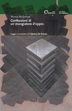 cover of the book Confessioni di un mangiatore d'oppio di Thomas De Quincey