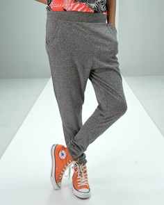 ONLY baggy trousers/pants - Only - New Fashioned: wear with heels!