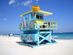 Life guard house two