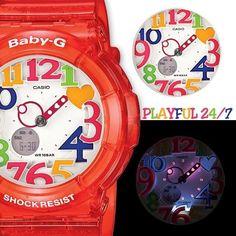 New BGA131 #BabyG