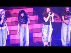 Change Your Life -Little Mix O2 Apollo Manchester 6th February 2013- I bet their concerts are super fun!